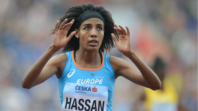 Sifan Hassan bate el récord mundial de la milla