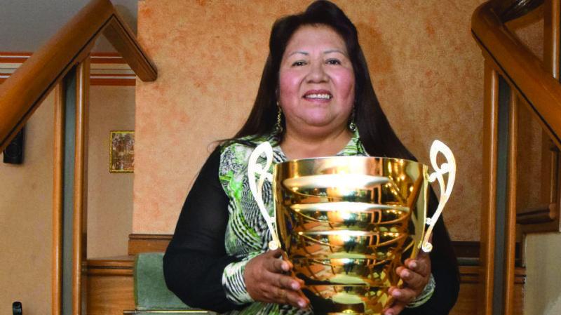 Una mujer preside por primera vez un club de fútbol en Bolivia