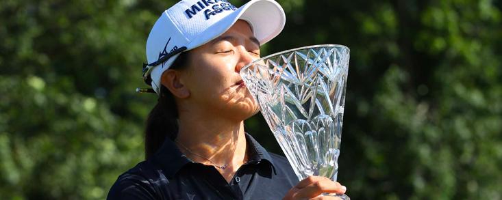 Sei Young Kim logra segundo título del LPGA en menos de dos meses
