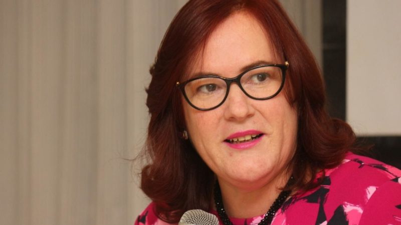 Janet Camilo denuncia en Asamblea de la OEA intentos por retroceder avances de los derechos de la mujer
