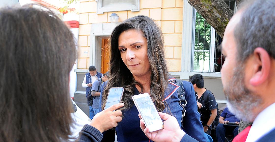 Ana Guevara limita sus respuestas sobre presuntos actos de corrupción
